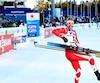 Avec des résultats comme son titre mondial au 50 km de dimanche, les problèmes de fartage qui ont souvent marqué la carrière d'Alex Harvey ne font plus les manchettes cette saison.