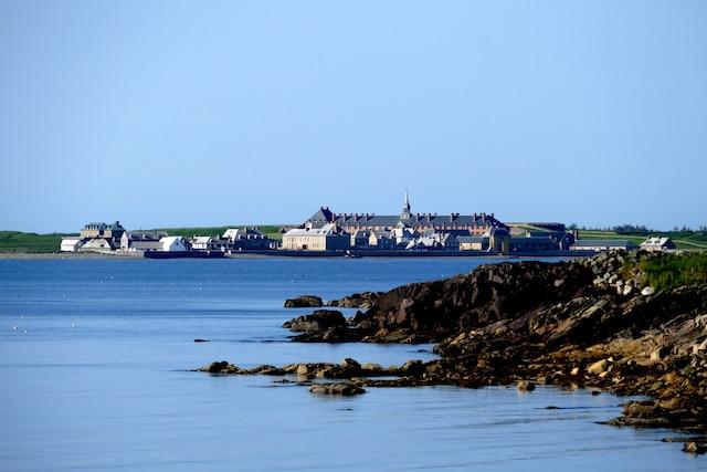 Lieu historique national de la Forteresse-de-Louisbourg.