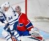 Le match Canadien-Leafs sera diffusé en réalité virtuelle demain soir.