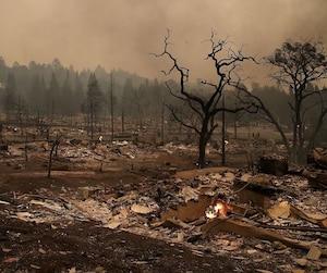 Californie incendie catastrophe naturelle