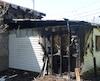 Les deux premiers incendies, le 19 mai en soirée, ont été déclenchés dans une résidence inoccupée de l'avenue des Cascades et un cabanon de l'avenue Royale.