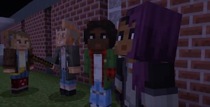 Un skin pack Stranger Things pour Minecraft