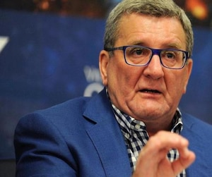 Le maire de Québec, Régis Labeaume, est revenu sur les manifestations de dimanche.