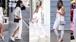Image principale de l'article Tendance : Nos trucs pour porter le blanc cet été!
