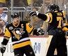 Sidney Crosby est entouré de joueurs de premier plan, à commencer par Evgeni Malkin.