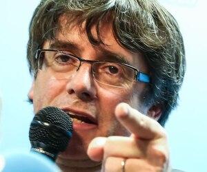 FILES-SPAIN-BELGIUM-CATALONIA-POLITICS
