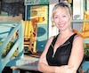Nancy Forget, la nouvelle propriétaire du légendaire restaurant de gibelotte Chez Marc Beauchemin.