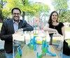 Steve Couture et Carolyne Gagné, présidente et coprésidentchez Go-Élan, réinventent les traditionnels terrains de jeuxavec leur projet de parc interactif UGO qui sera déployé pour la première fois cet été à Bécancour.