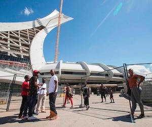 Ahuntsic-Cartierville stade olympique