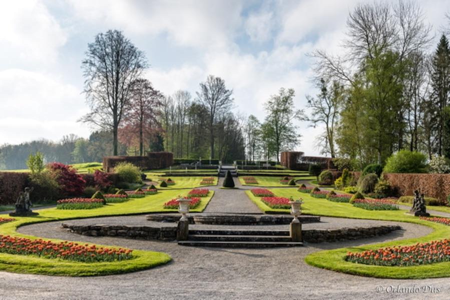 Les jardins d eau du ch teau d annevoie jdm for Les jardins du ciel version anglaise