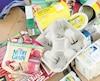 Le taux de recyclage du carton et du papier a subi une baisse par rapport à 2015.