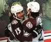 Valeri Kamensky a connu de beaux moments au Colorado où il a gagné la coupe Stanley.