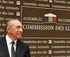 Le ministre français de l'Intérieur Gérard Collomb