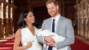 Meghan et Harry partagent une nouvelle photo
