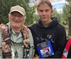Un jeune pêcheur originaire de Rivière-du-Loup, William Drapeau, a sauvé deux hommes de la noyade.