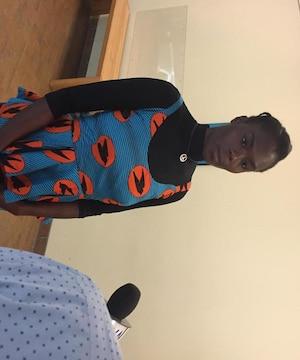 Noellie Agboton a demandé que soit levée l'ordonnance de non-publication sur son nom afin de pouvoir parler publiquement.