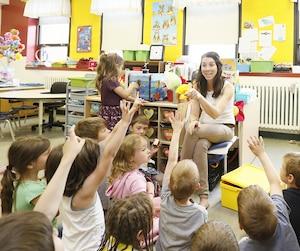 Le programme «La Forêt de l'alphabet», qui mise sur la connaissance des lettres dès la maternelle, a été implanté dans toutes les écoles de la commission scolaire Rivière-du-Nord en 2007. Dix ans plus tard, les résultats sont concluants.