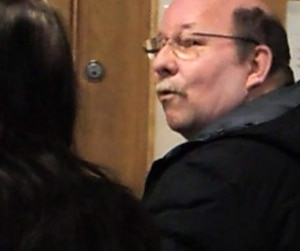 Michel Mercier se serait fait passer pour «l'ange Daniel» auprès d'une adolescente dans le but de l'abuser sexuellement.