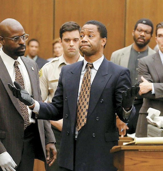 <i>The People vs. O.J. Simpson: American Crime Story</i>