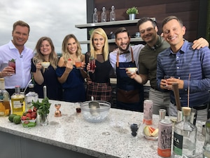 Cocktails festifs pour la fin de l'été!