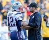 Les Patriots et Steelers ont l'habitude de prendre part à la finale de la conférence américaine, mais il s'agira seulement du deuxième duel en séries entre Tom Brady et Ben Roethlisberger.