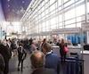 Le congrès de la Fédération québécoise des municipalités accueille chaque année plus de 2000élus. En 2016 (photo), tout comme cette année, l'événement se tenait au Centre des congrès de Québec.