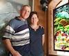 Tom Silletta et Line Caissey inaugurent leur gîte Vita Bella ces jours-ci.