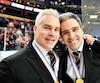Le directeur du CH Marc Bergevin a réussi un coup de maître en ouvrant les portes à Dominique Ducharme et Joël Bouchard qui ont savouré la victoire au Championnat mondial junior à Buffalo en janvier dernier.