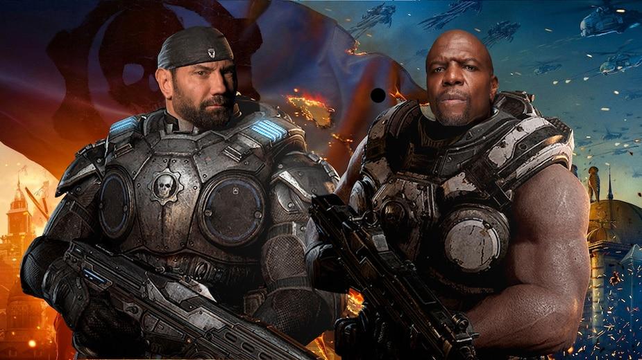 Image principale de l'article Terry Crews dans Gears of War avec Dave Bautista?