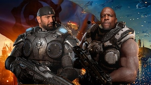 Terry Crews dans Gears of War avec Dave Bautista?