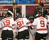 «Certains de nos vétérans se doivent de jouer du meilleur hockey», a lancé l'entraîneur-chef des Remparts de Québec, Philippe Boucher.