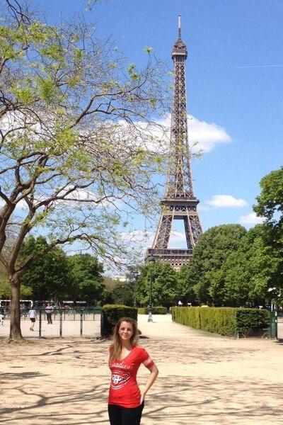 Liette Ricard à Paris