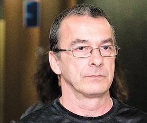 Michel Cadotte<br> <i>Accusé</i>