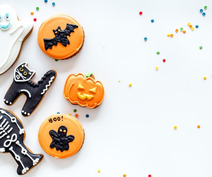 Trop de sucreries à l'Halloween, que faire ?