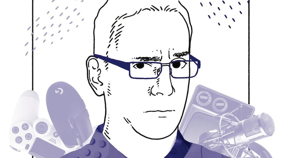 8 questions «geeks» à Denis Talbot