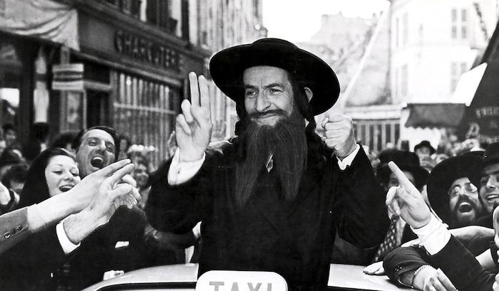 On ne pourrait plus sortir Rabbi Jacob aujourd'hui…