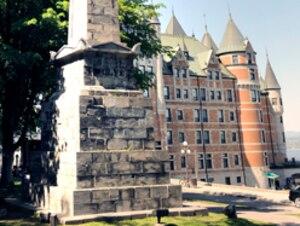 Le monument Wolfe-Montcalm : simple commémoration ou symbole maçonnique s'apparentant au monument de George Washington dans la capitale américaine?