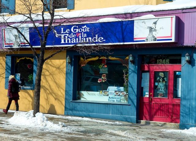Restaurant Malpropre Montreal