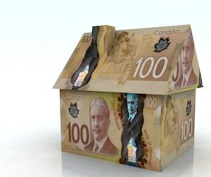 canadian dollar house