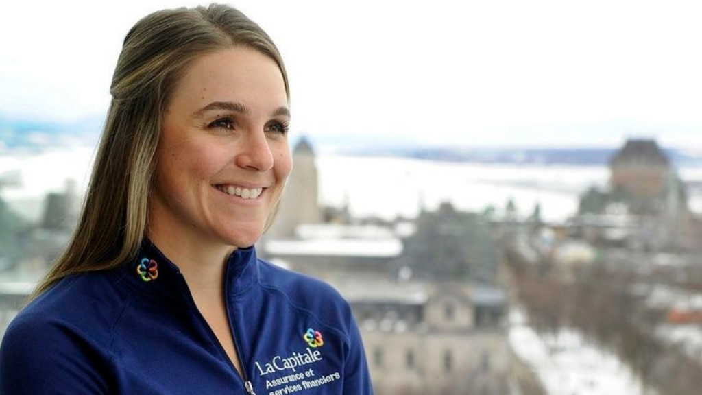 Mission accomplie pour Anne-Catherine Tanguay