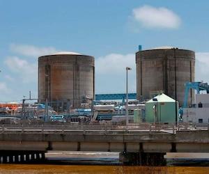 La centrale nucléaire de Turkey Point, située à Homestead, en Floride.