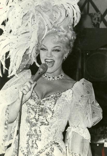 Jean Guilda en décembre 1985. Décès de Jean Guilda