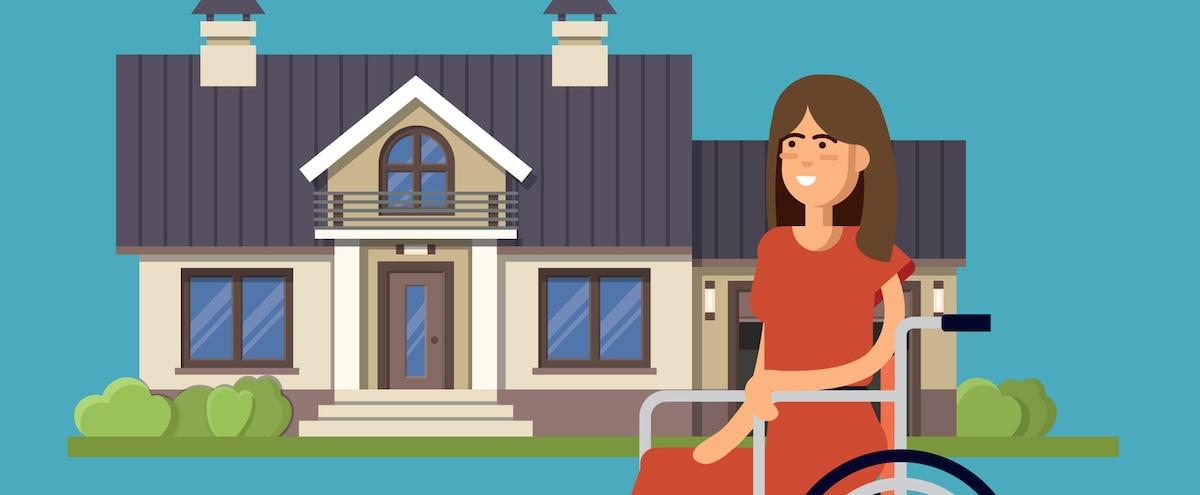 une quadripl gique endett e lutte pour garder sa maison jdm. Black Bedroom Furniture Sets. Home Design Ideas