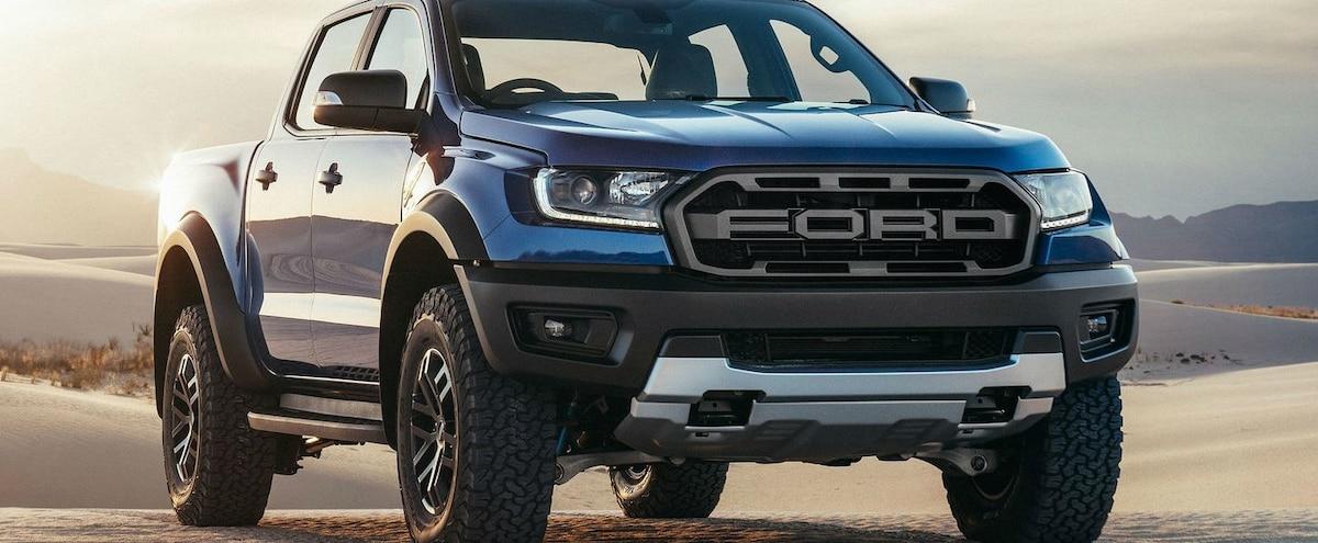 Ford Ranger Jdm : Ford dévoile finalement le ranger raptor jdm