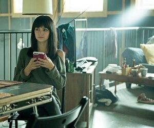 Fanny (Ludivine Reding) doutera de plus en plus de Damien (Jean-François Ruel) dans les deux derniers épisodes de Fugueuse.