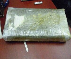 L'ASFC a arrêté les individus pour «contrebande d'une substance prohibée».