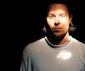 Jon Matte de la formation québécoise The Franklin Electric.