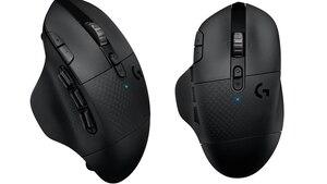Logitech dévoile une souris pour gameurs endurants