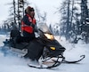 Dans le cadre de l'expédition, le caporal-chef Joseph Joshua Annanack et ses confrères Rangers parcourront près de 4000 kilomètres dans les régions éloignées du Québec.