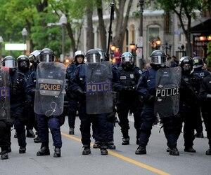 Les policiers voulaient que les manifestations dégénèrent, croit la Coalition pour le droit de manifester.